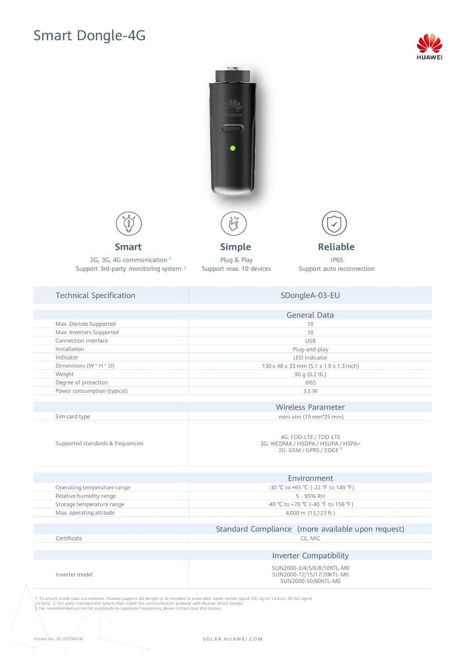 SmartDongle-4G